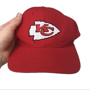 Other - Vintage Kansas City Chiefs SnapBack